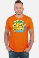 Koszulka z logo serwera (pomarańczowa)