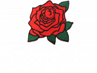 T-shirt red rose babygirl TUMBLR