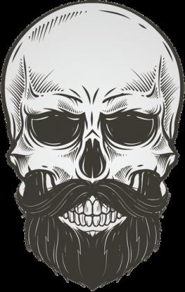 Skull Kubek