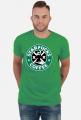 Starbucks coffee parody koszulka Starfucks M