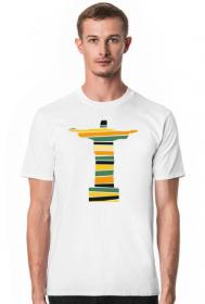 Koszulki chrześcijańskie męskie - Jezus