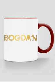 Kubek Bogdan - Prezent dla Bogdana
