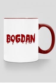 Kubek Bogdan z imieniem