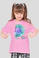 Koszulka jednorożec - dziewczęca