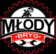 Koszulka Młody Bryg TV & TRZEBA ZAPIER*** męska