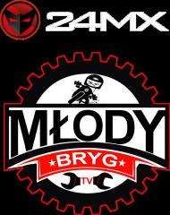 Bluza 24mx & Młody Bryg TV męska