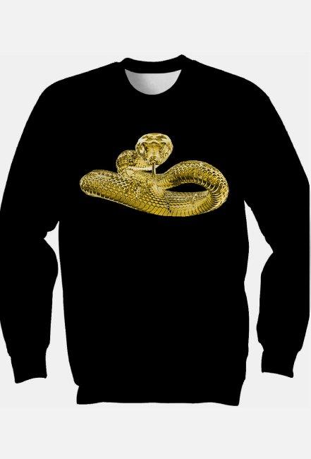 Bluza Golden Snake