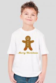 Świąteczna koszulka dla chłopca