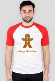 Świąteczna koszulka dla niego