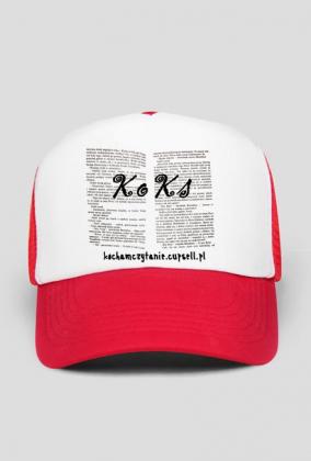 Czapka KoKs Tekst