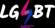 LG/BT biseksualne AC/DC (czarna)