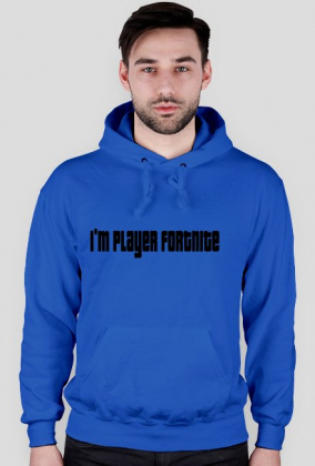 Koszulka I'm Player Fortnite