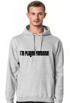 Koszulka I'm Player Fortnite