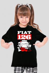 FIAT 126p KOSZULKA DZIECIĘCA