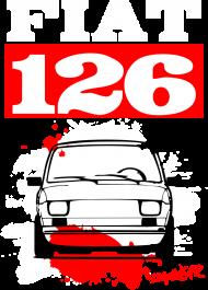 KOSZULKA DZIECIĘCA - Fiat 126 RW