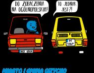 Koszulka dziecięca - 15 Ogólnopolski Zlot Fiatów 126p - Giżycko 2018