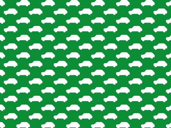 Maseczka Maluszki zielona