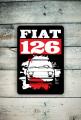 NAKLEJKA - Fiat 126p