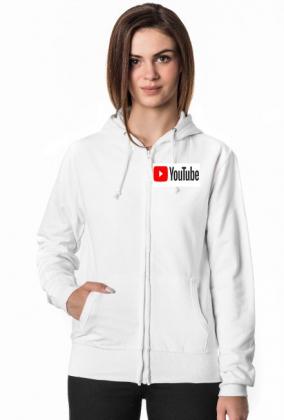 Bluza damska YouTube