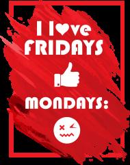 #loveweekend