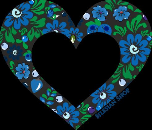 ECO TORBA - Opolska Wiosna- serce czarne