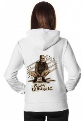 SLAV QUEEN - bluza z kapturem