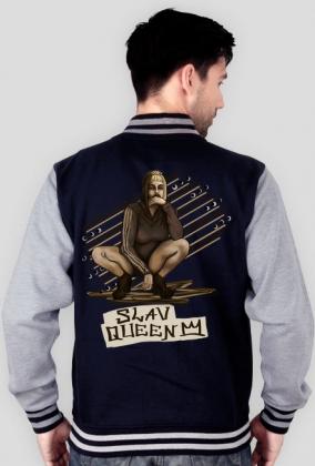 SLAV QUEEN - BLUZA baseballówka
