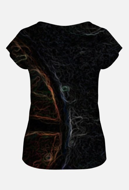 SZB - T-shirt damski