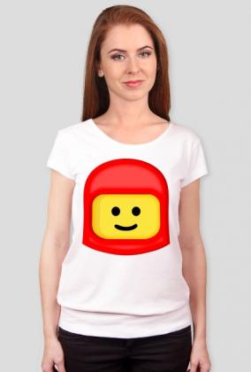 Czerwony Astronauta Lego Classic Space