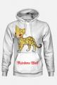 Bluza Rainbow Wolf Kot