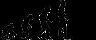 Maska ochronna ewolucja taniec