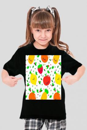 Kolorowe owoce