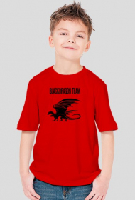 BLACKDRAGON Team kid t-shirt