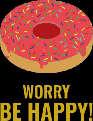 Donut worry, be happy!
