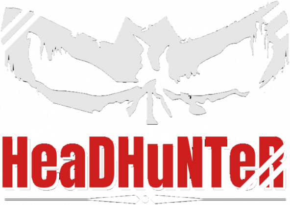 Hunter skull bluza kaptur
