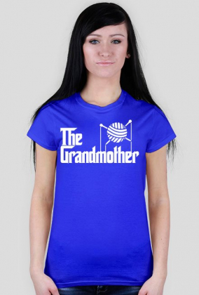 The Grandmother - Tshirt - White