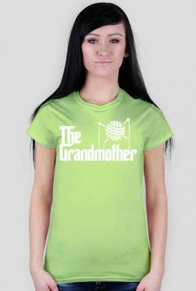 The Grandmother - Tshirt - White