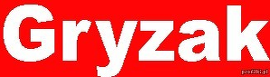 Gryzak Bluza