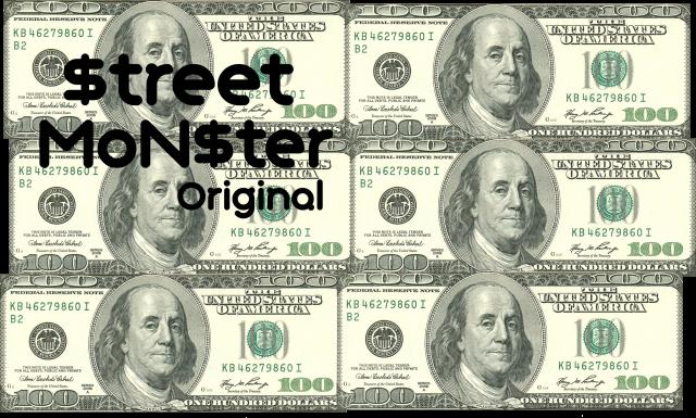 Dollar Street MoNsTeR