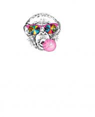 Komin na Twarz - Monkey