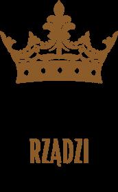 Poduszka - Dziadek Rządzi (Prezent na Dzień Dziadka)