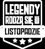 Koszulka Męska - Legendy Listopad