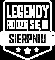 Koszulka Męska - Legendy Sierpień