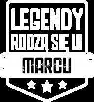 Koszulka Męska - Legendy Marzec
