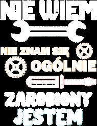 Fartuch Męski - Mechanik :)