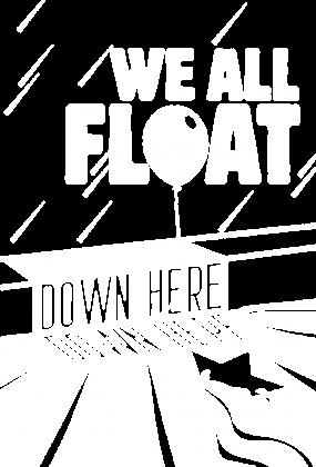 KOSZULKA MĘSKAWE FLOAT DOWN HERE 2