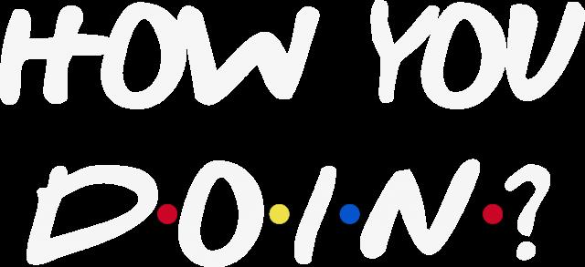 Czapka - How You Doin