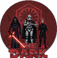 STAR WARS The Dark Pixel Art