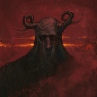 ROGATY BÓG Horned God