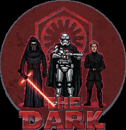 STAR WARS The Dark Pixel Art